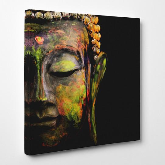 Tableau toile - Bouddha 6