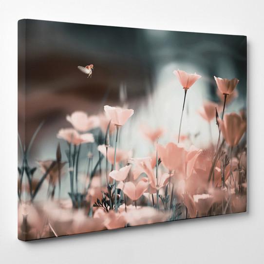 Tableau toile - Fleurs 24