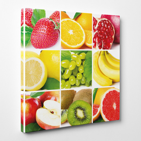 Tableau toile - Fruits 3