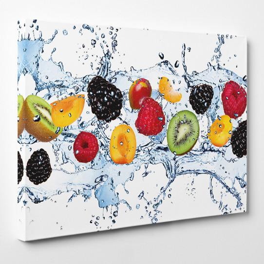 Tableau toile - Fruits 6