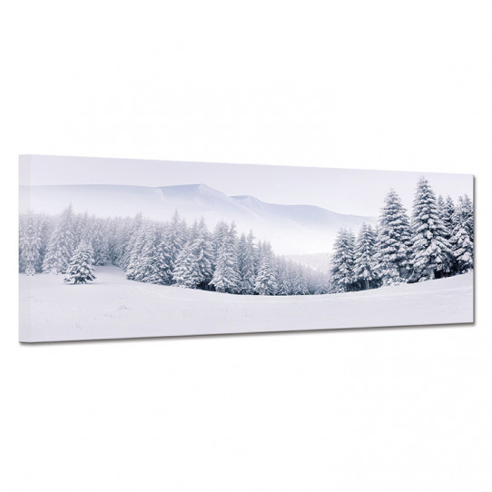 Tableau toile - Hiver