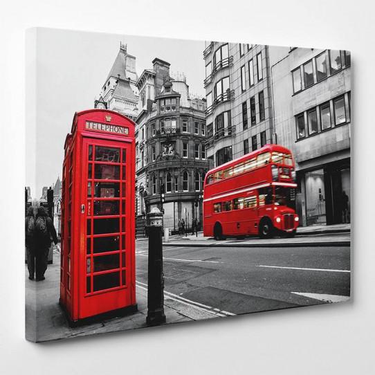 Tableau toile - London 5