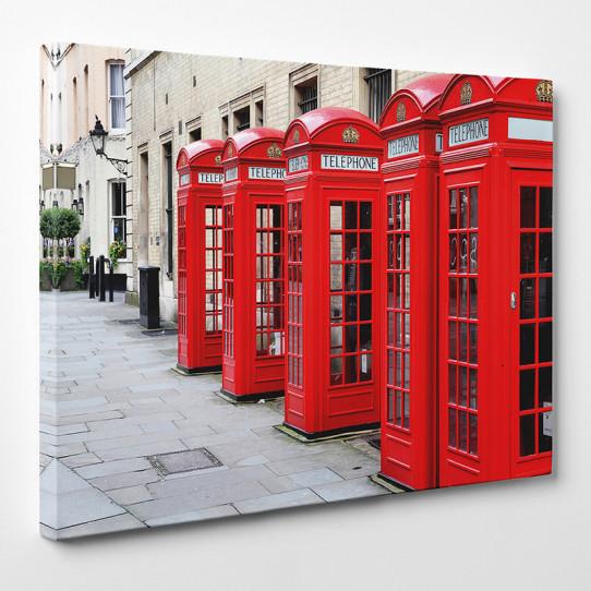 Tableau toile - London 6