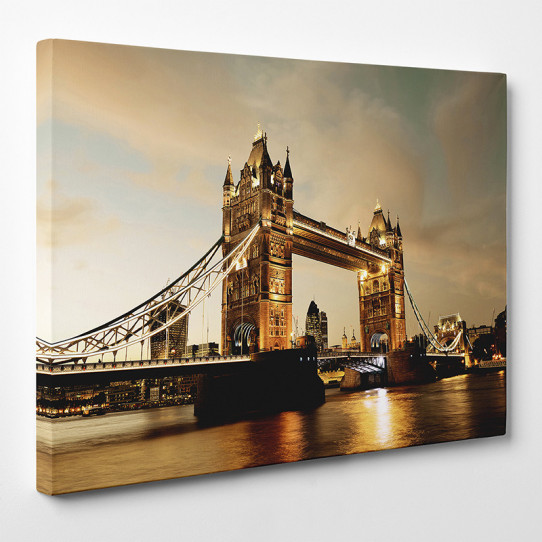 Tableau toile - London Bridge 3