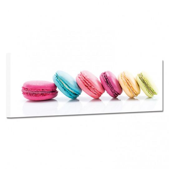 Tableau toile - Macarons 30