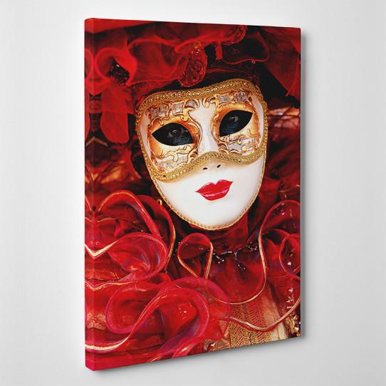 Tableau toile - Masque Venise 2