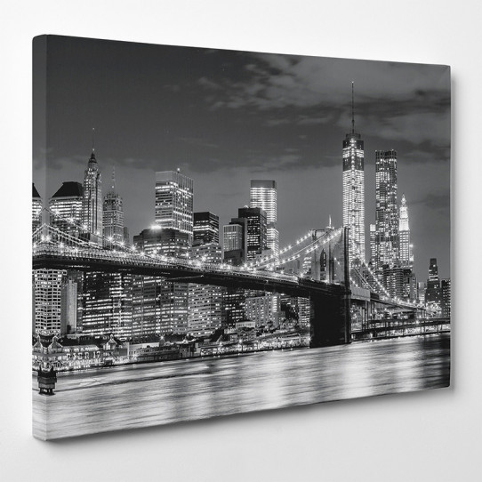 Tableau toile - New York 10