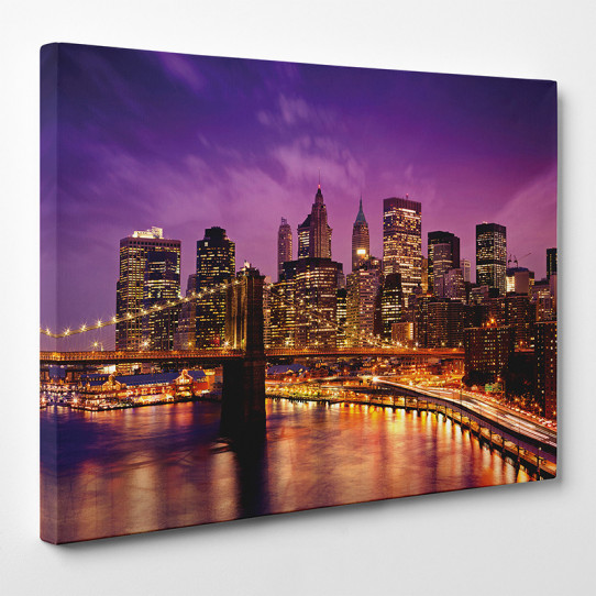 Tableau toile - New York 15