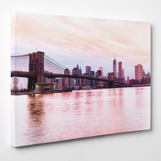 Tableau toile new york 44 des prix 50 moins cher qu 39 en magasin - Tableau toile new york ...