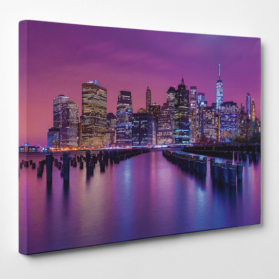 Tableau toile - New York 45
