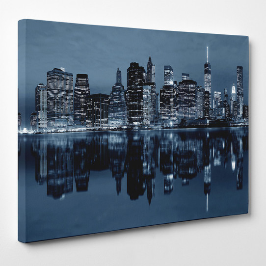 Tableau toile - New York 55