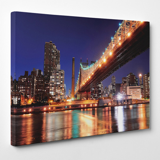 Tableau toile - New York 56