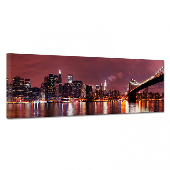 Tableau toile - New York 71