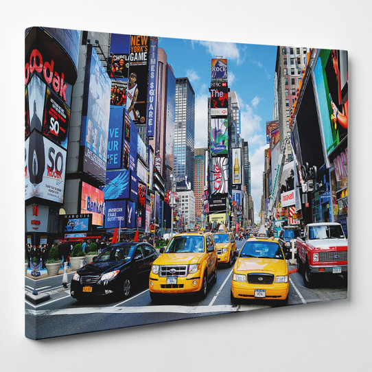 Tableau toile - New York Taxi 4