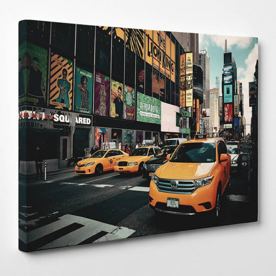 Tableau toile - New York Taxi 5