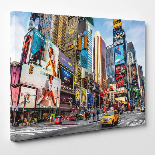 Tableau toile - New York Taxi 7