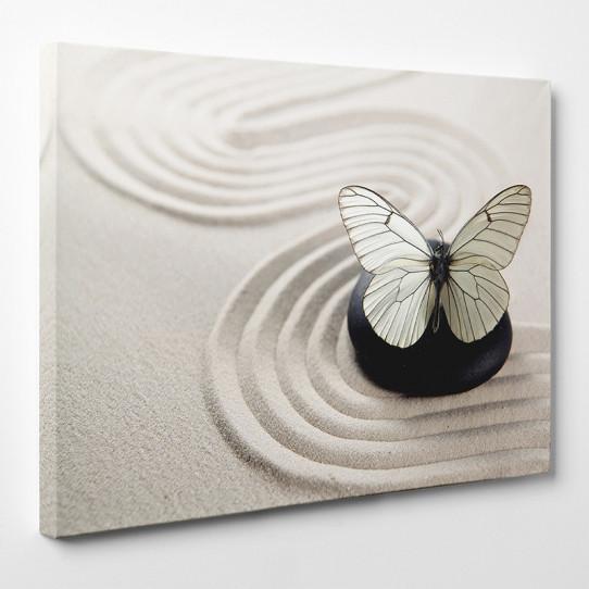 Tableau toile - Papillon