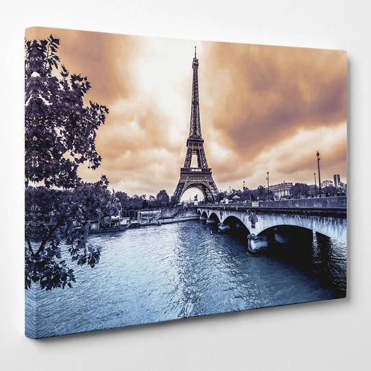 Tableau toile - Paris 3