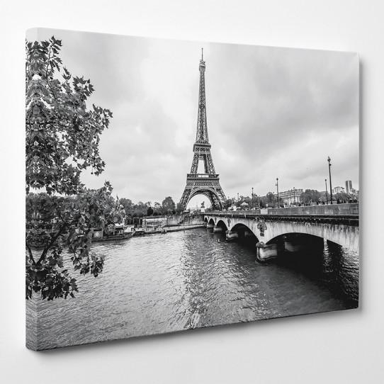 Tableau toile - Paris 4