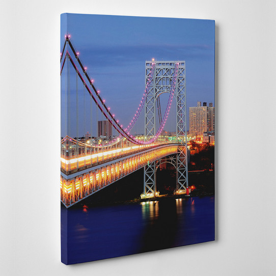 Tableau toile - Pont Manhattan 2