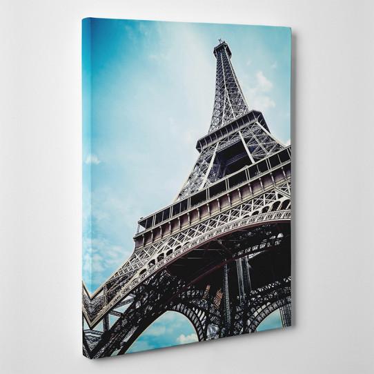 Tableau toile - Tour Eiffel