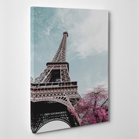 Tableau toile - Tour Eiffel 2