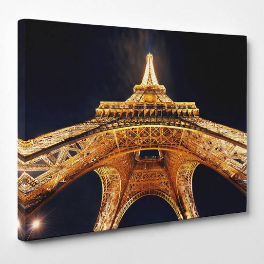 Tableau toile - Tour Eiffel 6