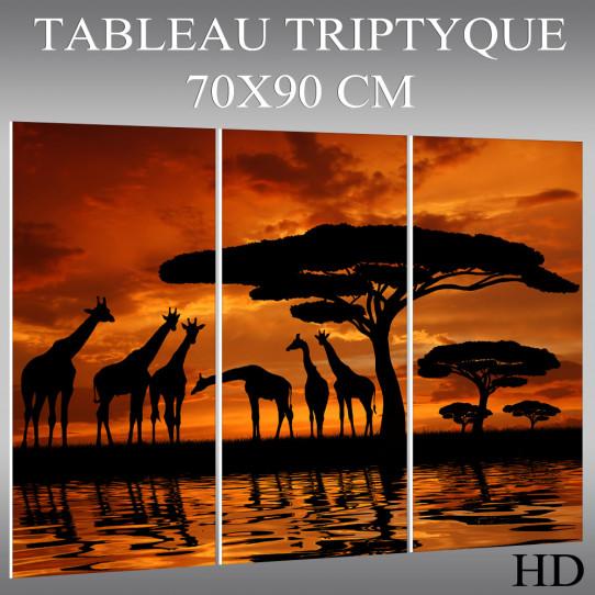 Triptyque Forex Afrique