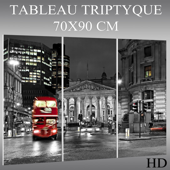 Triptyque Forex London