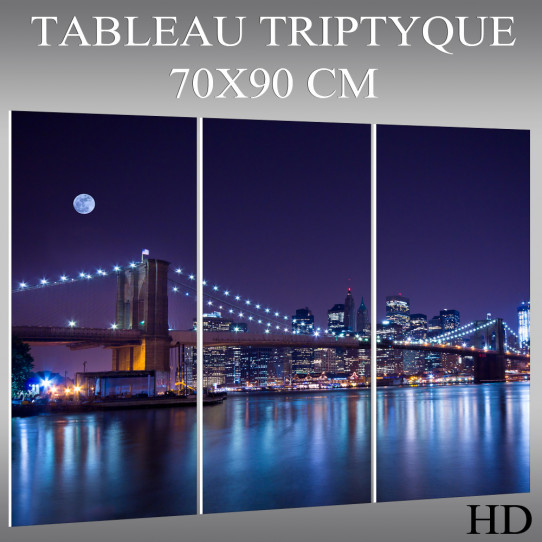 Triptyque Forex NYC