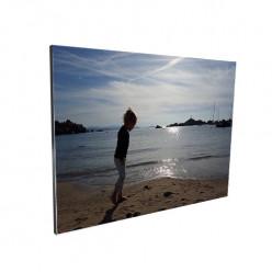 Cadre photo en MDF 19x25cm