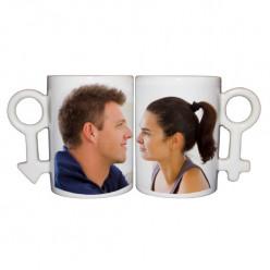 Kit mugs couple H/F
