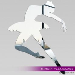 Miroir Plexiglass Acrylique - Danseuse de Ballet