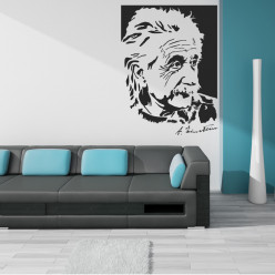 Stickers albert einstein