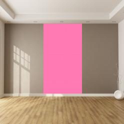 Stickers au mètre couleur Rose clair