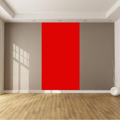 Stickers au mètre couleur Rouge