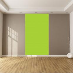Stickers au mètre couleur Vert pomme