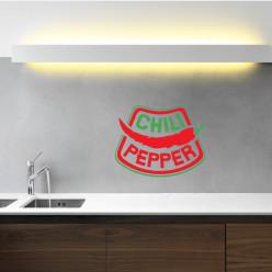 Stickers chili pepper