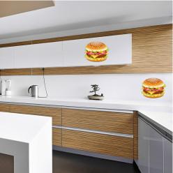 Stickers hamburger