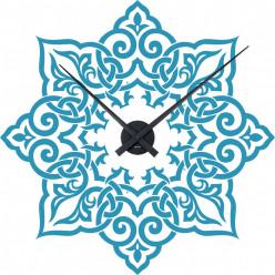Stickers Horloge orientale