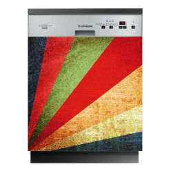 Stickers lave vaisselle bandes