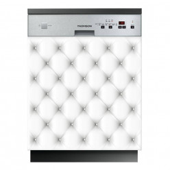 Stickers lave vaisselle capitons