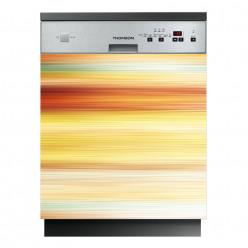 Stickers lave vaisselle couleurs