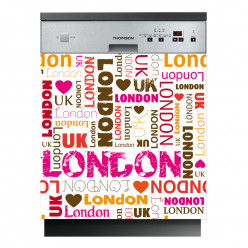 Stickers lave vaisselle London