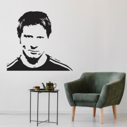 Stickers lionel messi