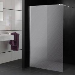 Stickers paroi de douche dépoli Venisia