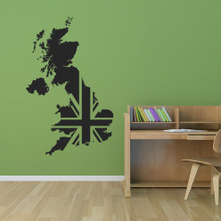 Stickers royaume uni