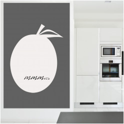 Stickers velleda fruit