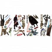 28 Stickers Star Wars Prélogie