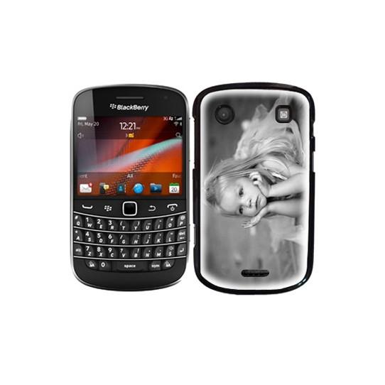 Coque 2d Blackberry Bold 9900